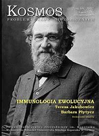 Wyświetl Tom 66 Nr 4 (2017): Immunologia Ewolucyjna