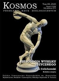 Wyświetl Tom 69 Nr 4 (2020): Fizjologia wysiłku fizycznego
