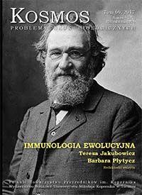 Pokaż  Tom 66 Nr 4 (2017): Immunologia Ewolucyjna